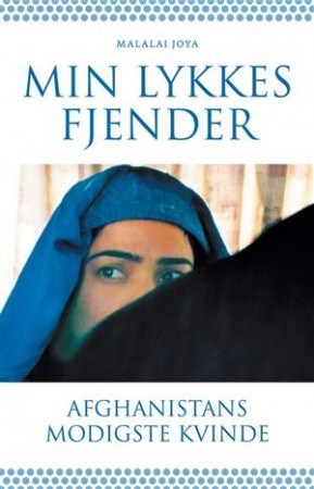 Danish version of Malalai Joya's book