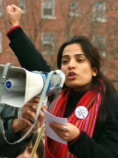 Malalai Joya in USA